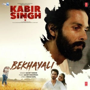 Bekhayali - Kabir Singh - Lyrics Translation in English