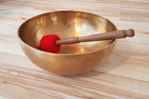 IA 20 | Throat Chakra Bowl | Note A