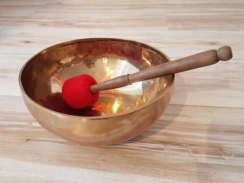 IC 20 | Sacral Chakra Bowl | Note C