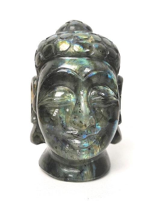 BH 1   Buddha Head   Labradorite Stone