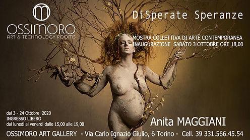 Ossimoro Art Gallery Anita Maggiani