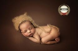 AFNS Award winning newborn photo