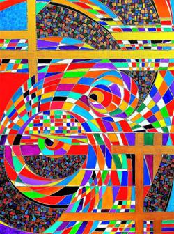 Kaleidoscope Of Life.