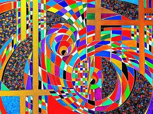 14 Kagan. Kaleidoscope Of Life. Series M