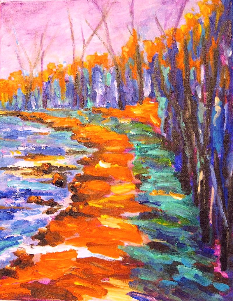 """Just Colors 11""""x14"""""""