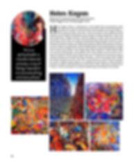 """Helen Kagan - featured """"Collectible Artist"""" (Curated """"Deaaler's Dozen) by Key Biscayne Magazine. Dec 2016"""