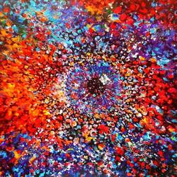 Series Healing Chakras. My Universe