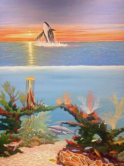 Harmony in the Ocean