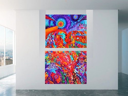 Metamorphosis. Colors & Healing