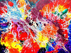 Big Bang. Series My Happy Universes