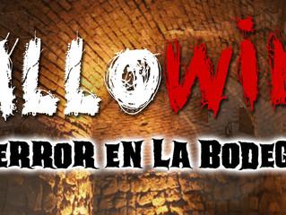 """Pampapyrón Teatro organiza """"Hallowine. Terror en la Bodega"""""""