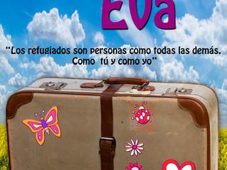 """""""La maleta de Eva"""" Espectáculo infantil para sensibilizar sobre la situación de los refugi"""