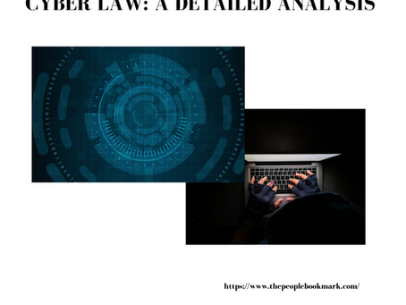 CYBER LAW: A DETAILED ANALYSIS