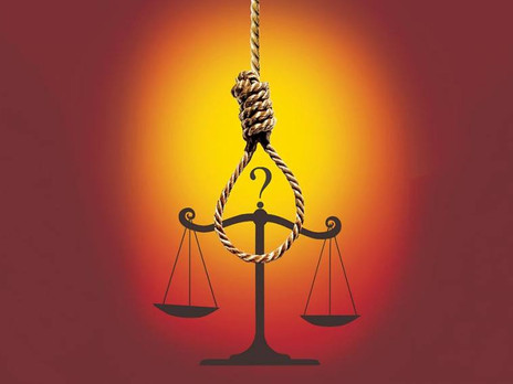 IS DEATH PENALTY JUSTIFIED?