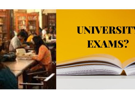 UGC GUIDELINES TO CONDUCT FINAL EXAMS- HOW JUST?