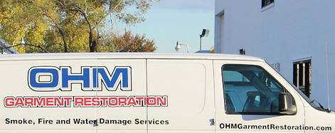 ohm pickup and delivery