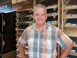 St Clements Heart & Home KItchener Waterloo Flooring Carpet Hardwood Vinyl LVP Tile Kitchen Cabinets Store Brian Witt