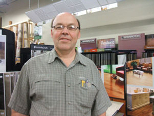 St Clements Heart & Home KItchener Waterloo Flooring Carpet Hardwood Vinyl LVP Tile Kitchen Cabinets Store Paul Wagler