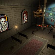 Oculabyrinth Audio Room Puzzle Screenshot