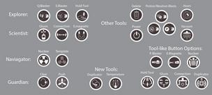 UI Tool Icons
