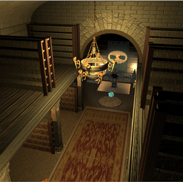 Oculabyrinth Imp Room Puzzle Screenshot 1