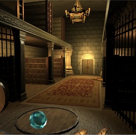 Oculabyrinth Imp Room Puzzle Screenshot 2
