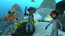 Underwater Clip
