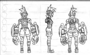 Kelsey Character Sheet