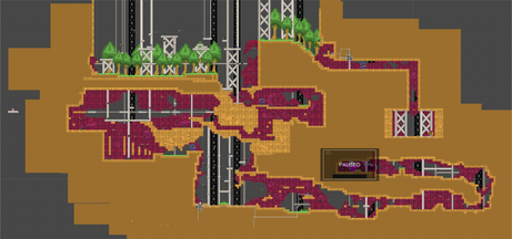 Level Layout for Silk
