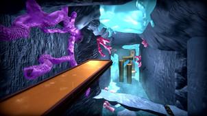 Rewired LV2 Frozen Cave Progress
