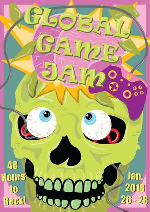 Game Jam Poster