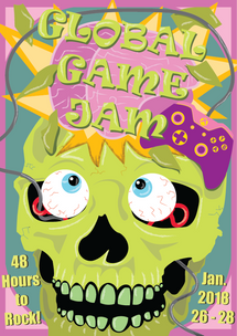 Game Jam Poster