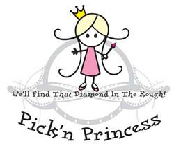 PicknPrincessLogo
