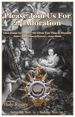 AdorationPoster