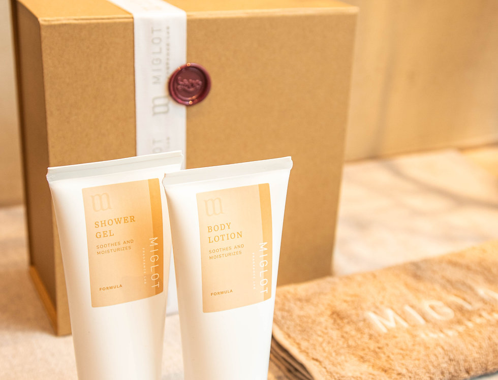 Skin Essentials box