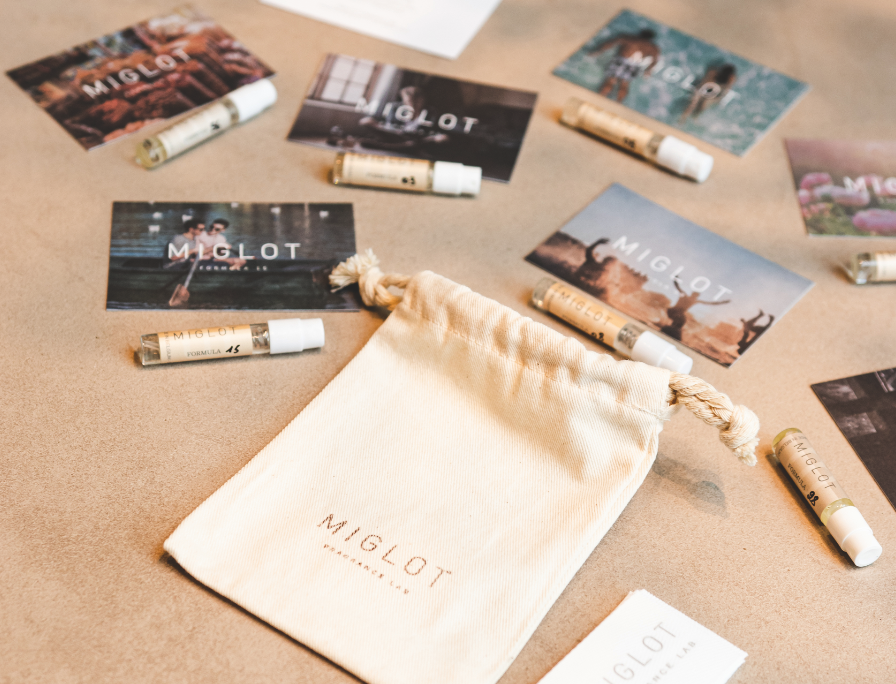 MIGLOT Sample Kit - All 17 Formulas - Inclusief 25 euro voucher