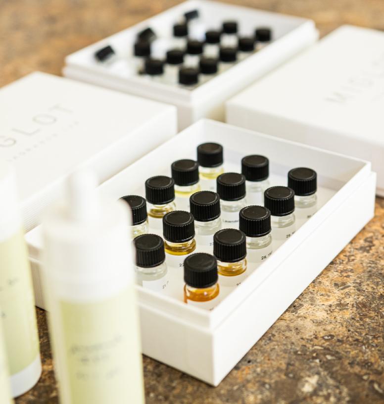 Discovery Workshop Privé excl Parfum 2p