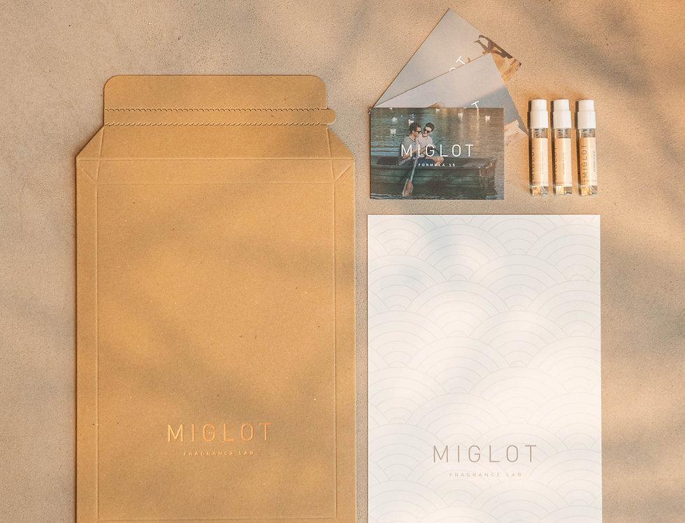 Chèque cadeau MIGLOT - 175 euros