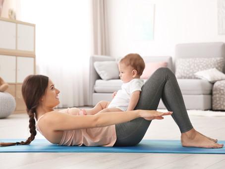 Lo que necesitas saber del Yoga Postparto