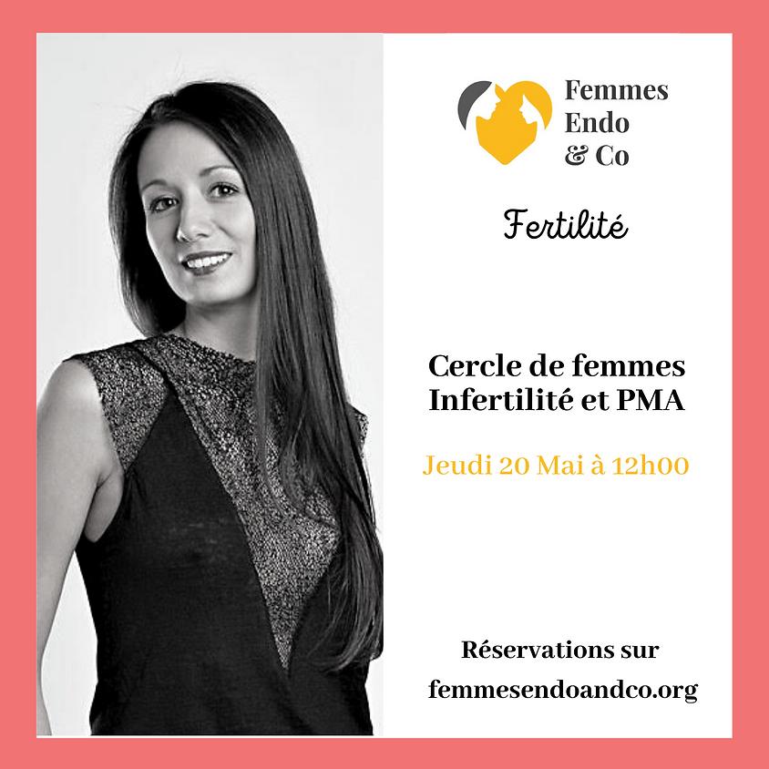 Cercle de femme : Infertilité et PMA