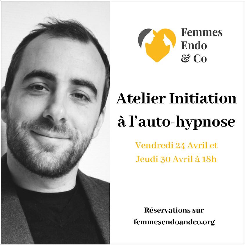 Atelier Initiation Auto-hypnose avec Tristan