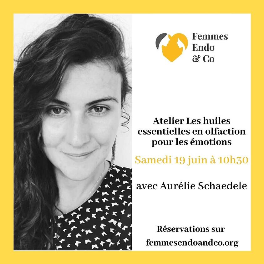 Atelier Les huiles essentielles en olfaction pour les émotions avec Aurelie Schaedele (1)