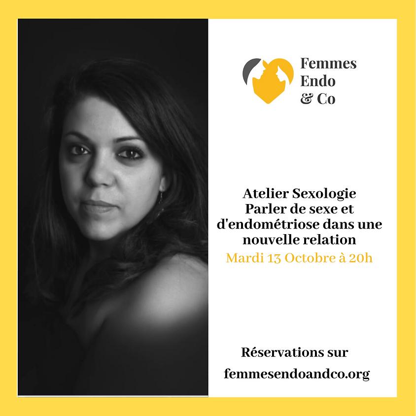 Atelier Sexologie: Parler de sexe et d'endométriose dans une nouvelle relation