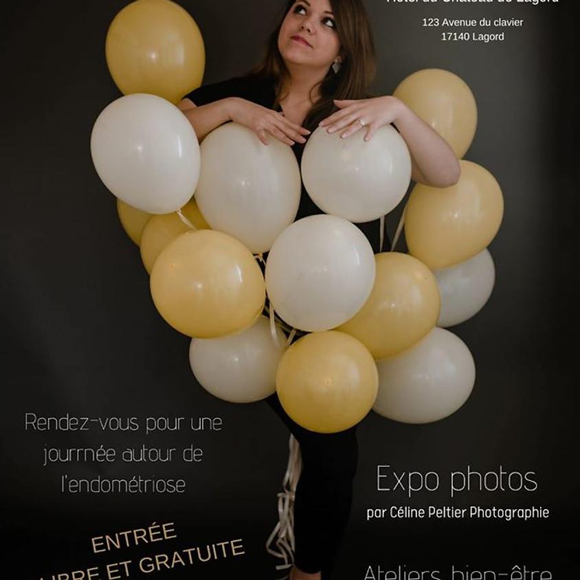 Exposition Photos Femmes Endo and Co par Céline Peltier
