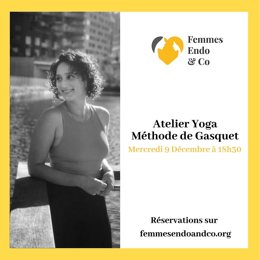 Atelier Yoga- Méthode de Gasquet