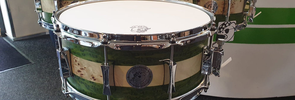 Pork Pie 14x6 RDD 10Th Anniversary Snare Limited Edition