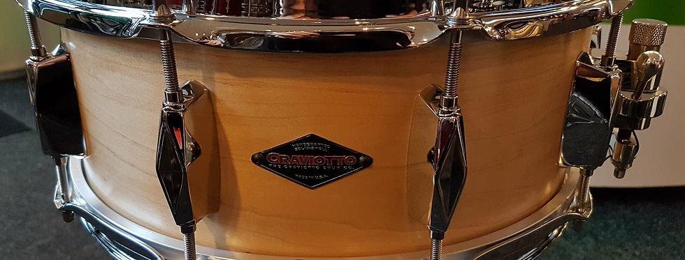 Craviotto 14x5.5 Johnny C