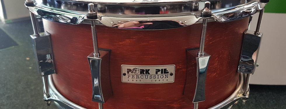 Pork Pie 14x6.5 Siam Oak