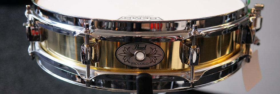 Pearl 13x3 Brass Piccolo B1330