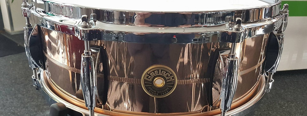 Gretsch 14x5 USA Bronze